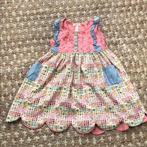 Matilda Jane dress size 6.